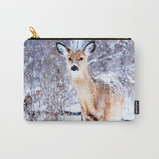 Missing Female Carry-All Pouch