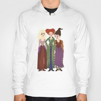 hocus pocus Hoodies featuring Hocus Pocus Illustration by Shop Sarah Alyson