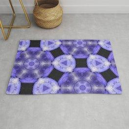 Purple Passion Pattern 6 Rug