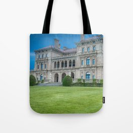 The Breakers in HDR Tote Bag