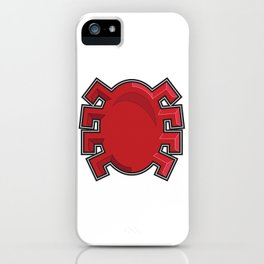 Spidy Symbol  iPhone Case