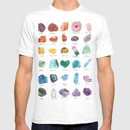 Rainbow Chart T-shirt