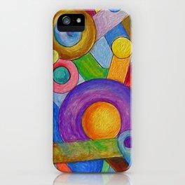 ecstasy iPhone Case