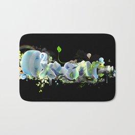 Oxygen CO2 Bath Mat