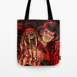 1, 2, 3...Freddy's Coming for you! Tote Bag