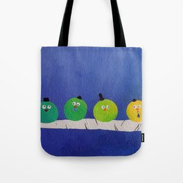 Four Fat Chaps Tote Bag