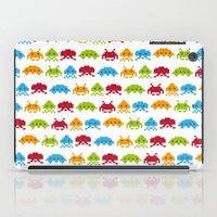 8 bit iPad Cases featuring 8-bit by Giuseppe Paletta