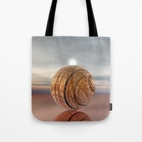 copper Tote Bags featuring COPPER by VIAINA