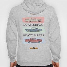 Motor Style Inc.: 60s American Heavy Metal Hoody