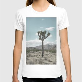 Joshua Tree On A Calm Cool Day T-shirt