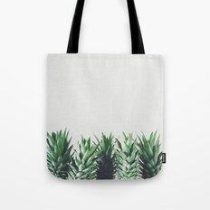 Pineapple Leaves Tote Bag