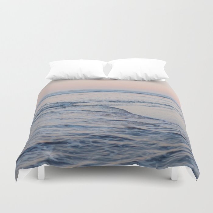 Pacific Dreaming Duvet Cover