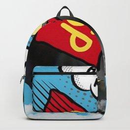 SuperPug Backpack