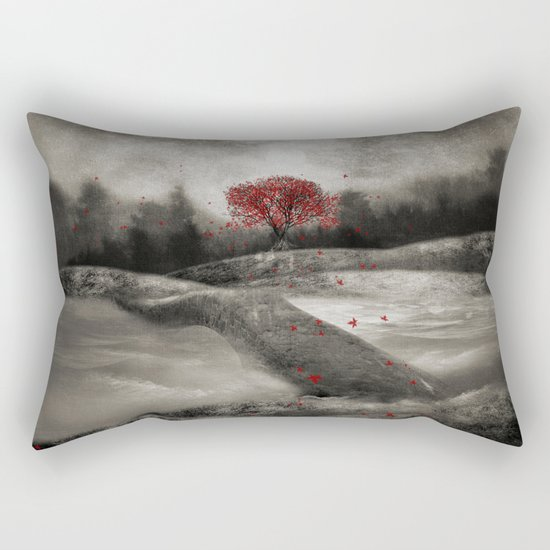 The red sounds and poems, Chapter I Rectangular Pillow