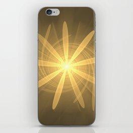 Sun Burst of Nine iPhone Skin