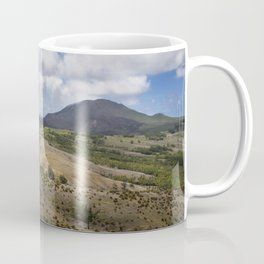 Pagan's North Volcano Coffee Mug