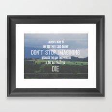 17. Framed Art Print