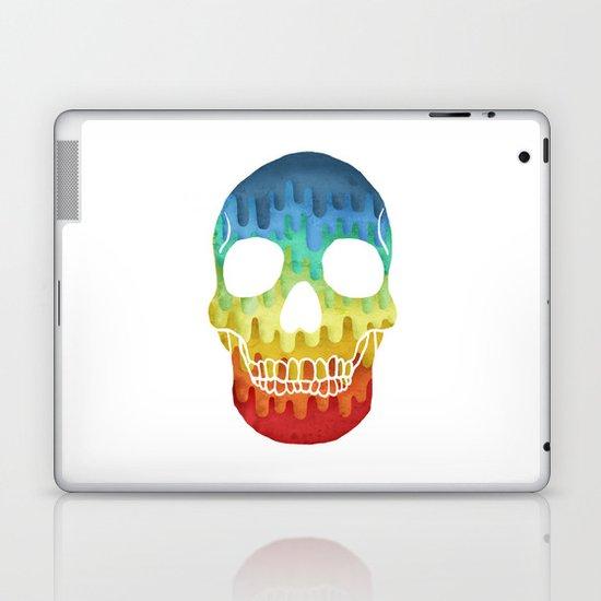 Paper Skull Laptop & iPad Skin