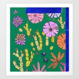 Baja California Art Print