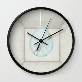 amechanic point Wall Clock