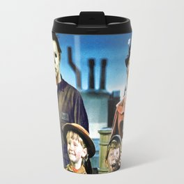 Michael Myers in Mary Poppins Travel Mug