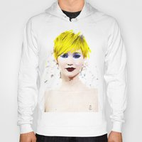 law Hoodies featuring J Law by André Joseph Martin