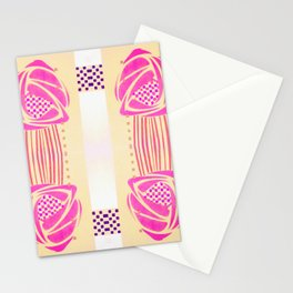 "Charles Rennie Mackintosh ""Roses"" (2) Stationery Cards"
