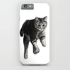 Jumping Cat iPhone 6s Slim Case