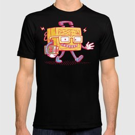 Back to School Lunchpail Bot T-shirt