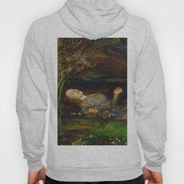 John Everett Millais - Ophelia Hoody