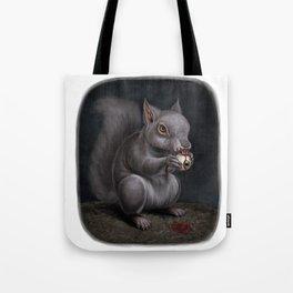 Squirrel Eye Tote Bag