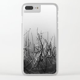 Echoes Of Reeds 3 Clear iPhone Case
