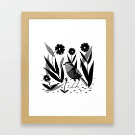 Chucao Framed Art Print