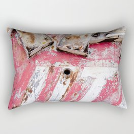 vintage marquee Rectangular Pillow