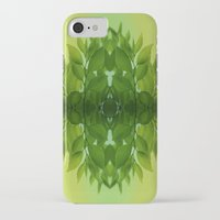 leaf iPhone & iPod Cases featuring Leaf by Cs025