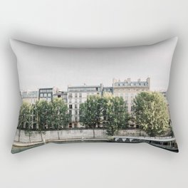 Pont Neuf Rectangular Pillow