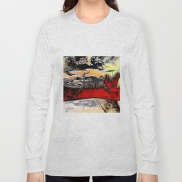 Serigraphy Long Sleeve T-shirt