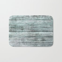 The Minty Wood Plank Bath Mat