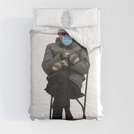 Unbothered Bernie Sanders Comforters