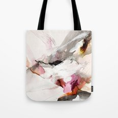 Day 23: Senses may override the mind, but a steady mind can abrogate the senses. Tote Bag