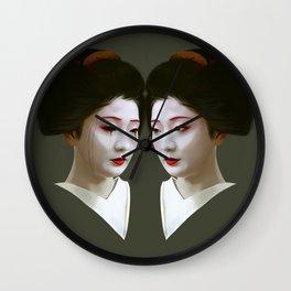 Geiko Wall Clock