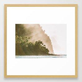 Ke'e Charm Framed Art Print