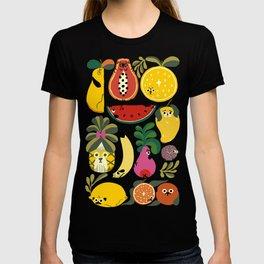 Puppical Fruits T-shirt