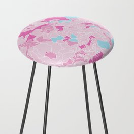 IN BLOOM Counter Stool