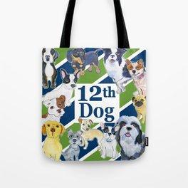 12th dog Tote Bag