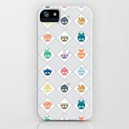 The Nik-Nak Bros. Multee Kolour iPhone Case