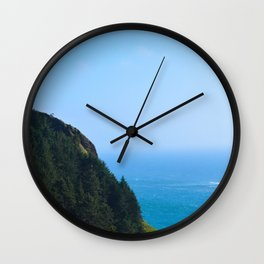 The Cliff I Wall Clock