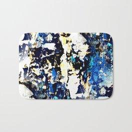 Urban decay - textured abstract I Bath Mat
