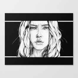 Pressure Canvas Print