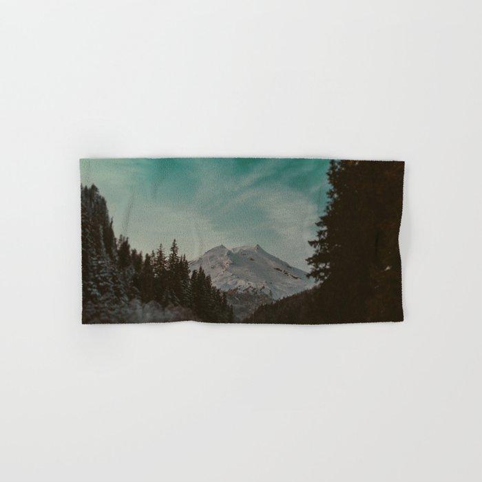 Mt. Baker Hand & Bath Towel